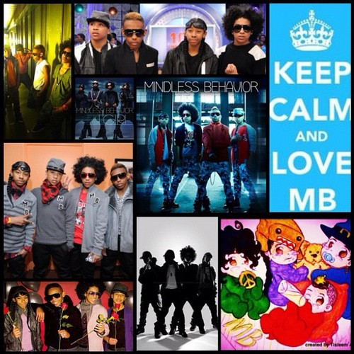 I Made This For Mindless Behavior :)