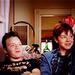 Ian & Mickey