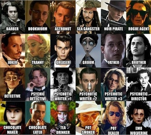 JD Characters