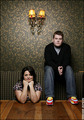 James &amp; Ruth Jones - james-corden photo