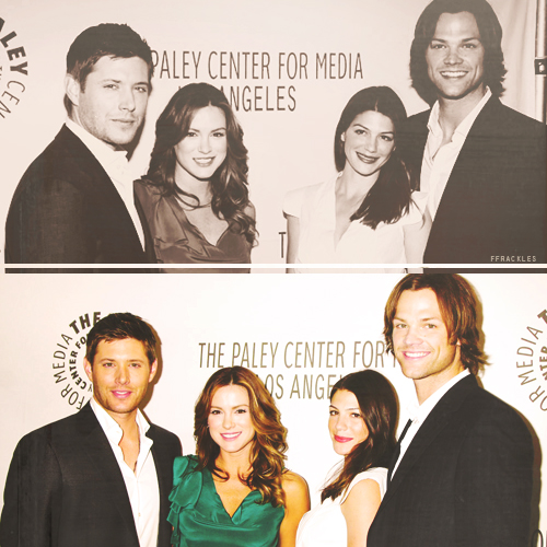 Jared & Jensen / wifes