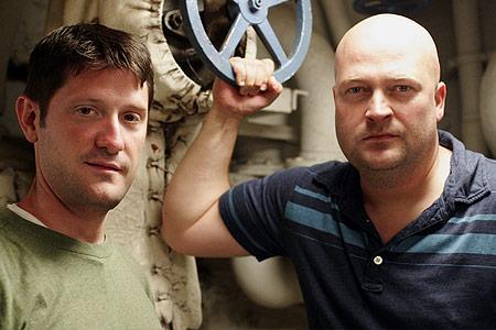 Jason and Grant