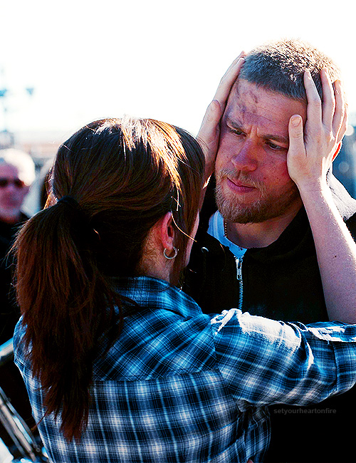 Jax & Tara♥ - Sons Of Anarchy Photo (28068758) - Fanpop