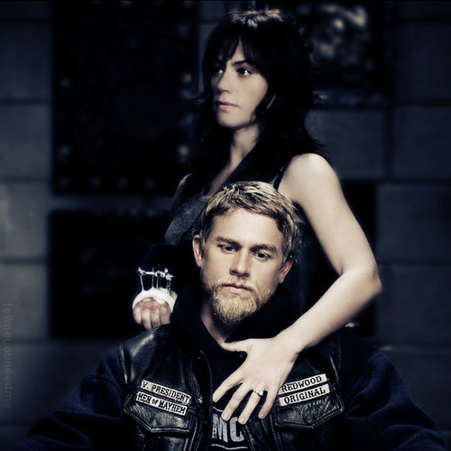 Jax &amp; Tara - sons-of-anarchy Photo