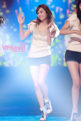 Jessica @ KBS Gayo Daejun