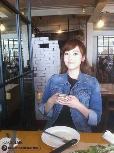 Jessica - Kakao Talk Pictures