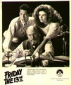John D. Lemay, Louise Robey, & Chris Wiggins - friday-the-13th-the-series photo