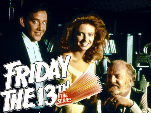Friday the 13th: The Series wallpaper titled John D. Lemay, Louise Robey, & Chris Wiggins
