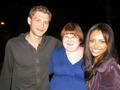 Joseph and Kat w/fan - bonnies-multi-shippings photo