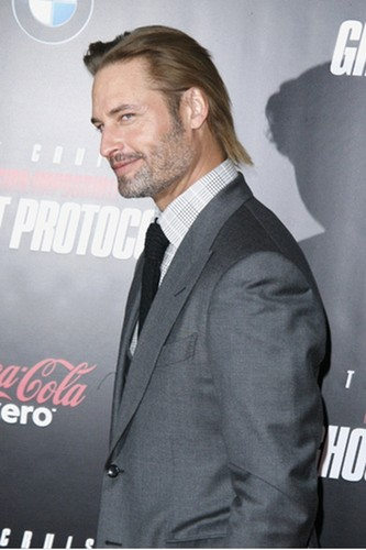 "Josh Holloway- Mission: Impossible - Ghost Protocol"" U.S. Premiere - 19.12.2011"