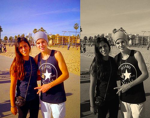 Justin Venice strand
