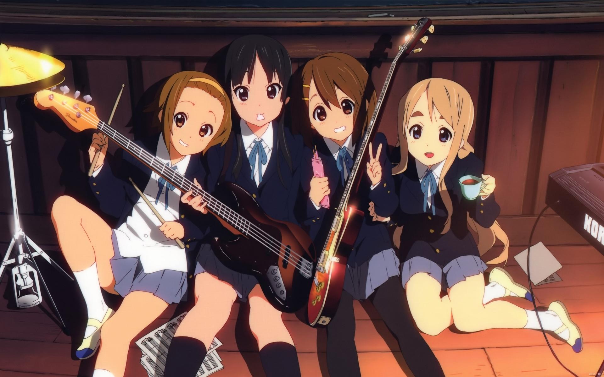 anime music images k - photo #1
