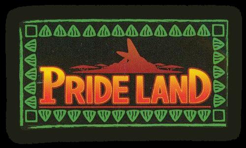 KH2 Pride Land