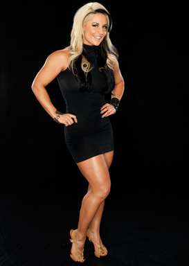 wwe divas fondo de pantalla with a leotard and tights called Kaitlyn