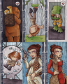 Katie Cook Collection  - star-wars fan art