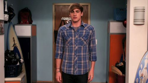 Kendall Schmidt wallpaper probably with an outerwear, a living room, and long trousers titled Kendall