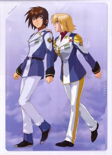 Kira & Cagalli