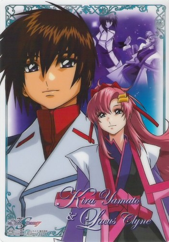 Kira & Lacus