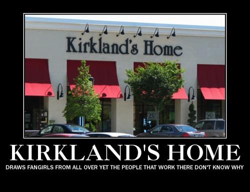 Kirkland's accueil