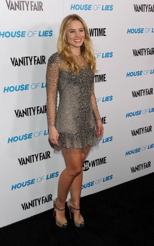 Kristen @ Showtime's House Of Lies Private Party & Premiere
