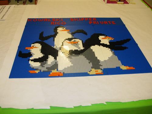 LEGO® Penguins of Madagascar