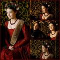 Lady Mary Festive