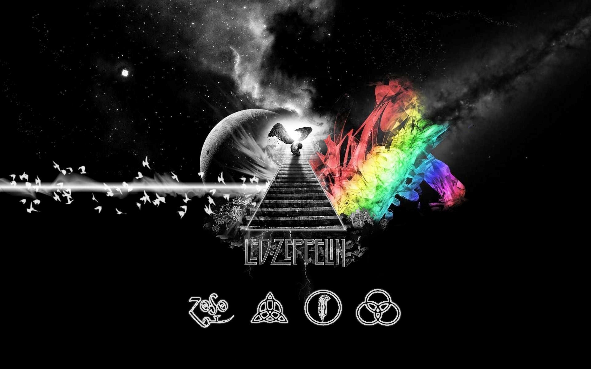 Led Zepplin/Pink Floyd