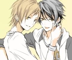 Levi and Alec