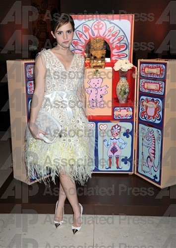 Louis Vuitton's jantar and Art Talk in Honour of Grayson Perry (18.10.2011)