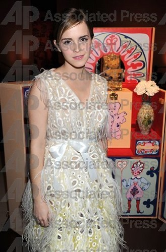 Louis Vuitton's cena and Art Talk in Honour of Grayson Perry (18.10.2011)