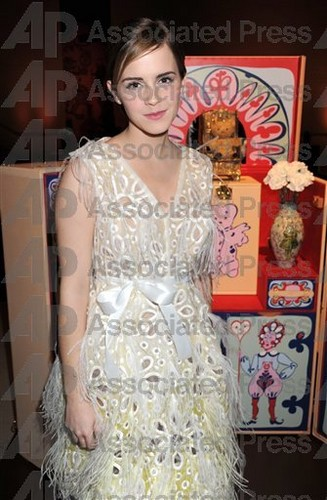 Louis Vuitton's dîner and Art Talk in Honour of Grayson Perry (18.10.2011)