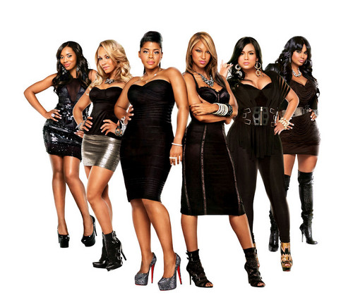 Love&HipHop Girls all together