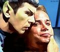Lust and Care - spirk fan art