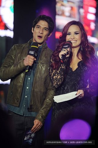 MTV's New Years Eve in NYC 2012