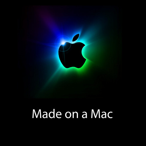 Made On A Mac  - apple Photo