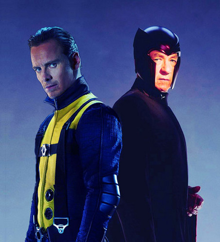 Magneto - Now and Then
