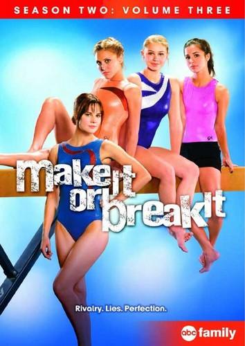 Make It or Break It wallpaper probably containing a portrait titled Make It Or Break It