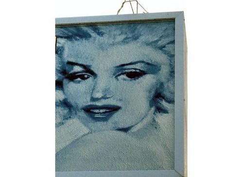 Marilyn streetsign