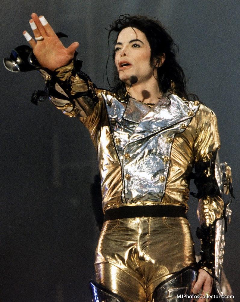 Michael is golden