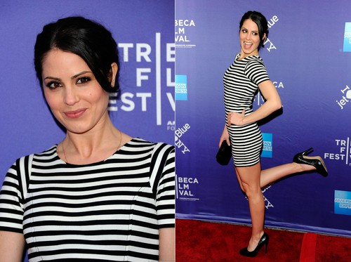 Michelle Borth At Tribeca