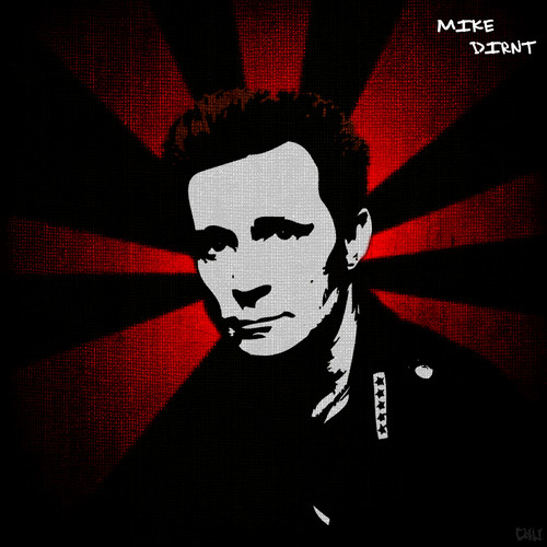 Mike Dirnt-Fan Art