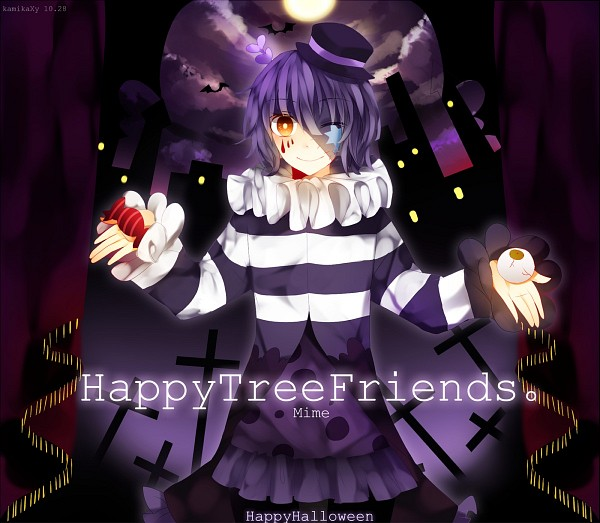human happy tree friends images mime wallpaper and