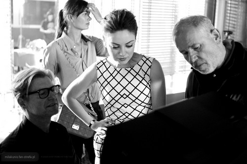 Miss Dior Handbag 2012 - Behind the Scenes