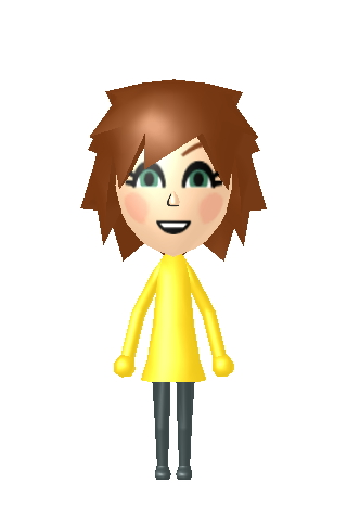 Misty the Mii