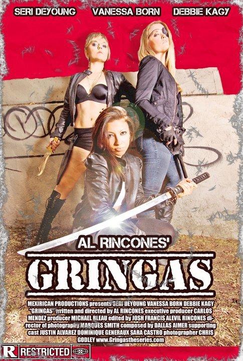 Gringas Vanessa Born