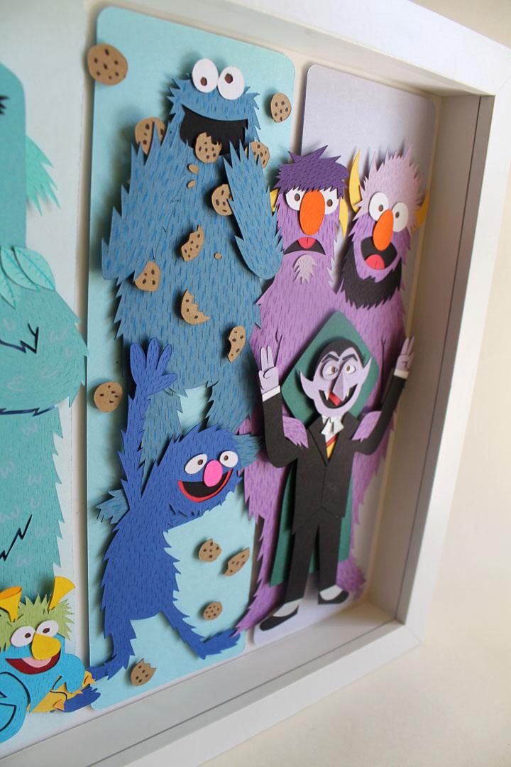 Muppet Spectrum