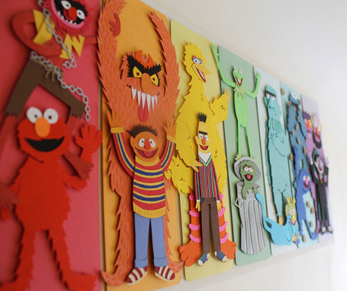 The Muppets wallpaper possibly containing anime entitled Muppet Spectrum