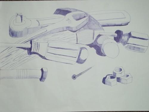 My Pen Drawing