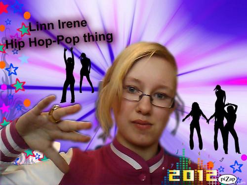"My album ""Hip Hop-Pop thing"""