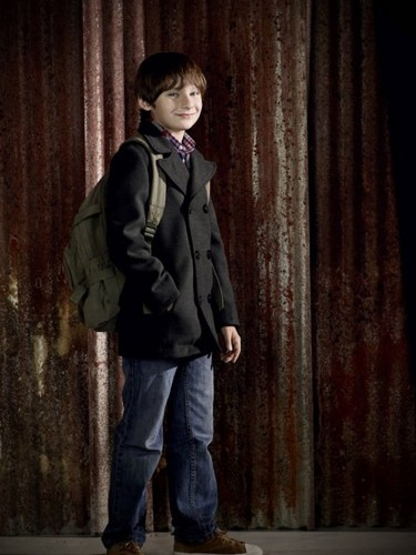 New Cast Promotional picha - Jared S. Gilmore